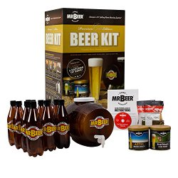 Mr. Beer Gold Edition Home Brewing Kits