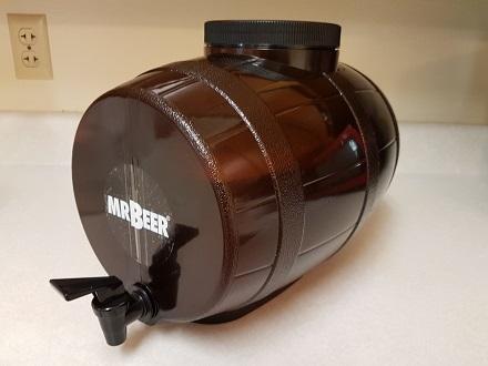 mr beer barrel