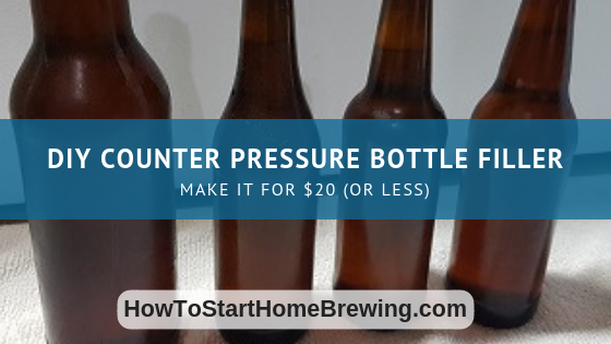 diy counter pressure bottle filler